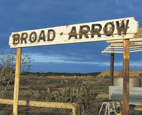 Broad Arrow - Accommodation Gold Coast