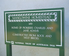 Mangowine Homestead - Accommodation Gold Coast