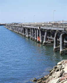 Old Timber Jetty - Accommodation Gold Coast