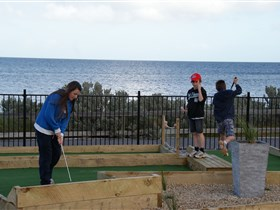 Port Vincent Putt Putt - Accommodation Gold Coast