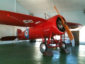 Captain Harry Butler Red Devil Monoplane Memorial - Accommodation Gold Coast