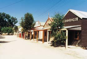 Old Tailem Town Pioneer Village - Accommodation Gold Coast