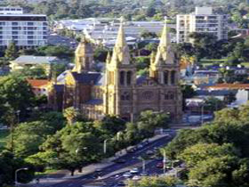 St Peter's Anglican Cathedral - Accommodation Gold Coast