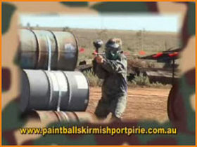 Paint Ball Skirmish Port Pirie - Accommodation Gold Coast