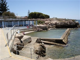 Edithburgh Tidal Pool - Accommodation Gold Coast