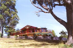 Barringwood Park Vineyard - Accommodation Gold Coast