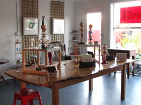 Portside Open Studio/Gallery of GINA - Accommodation Gold Coast