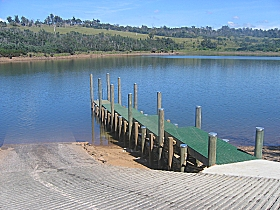 Trevallyn Dam - Accommodation Gold Coast