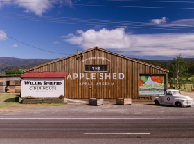 The Apple Shed Tasmania - Accommodation Gold Coast