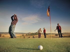 Ratho Farm  Golf - Accommodation Gold Coast