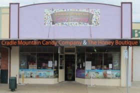 Cradle Mountain Candy Company and Honey Boutique - Accommodation Gold Coast