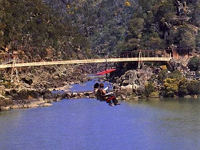 Launceston Cataract Gorge  Gorge Scenic Chairlift - Accommodation Gold Coast