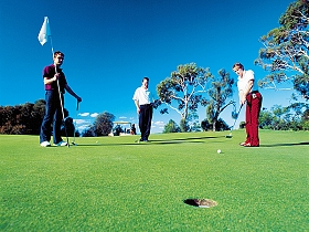 Scamander River Golf Club - Accommodation Gold Coast