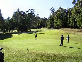 Sheffield Golf Course - Accommodation Gold Coast