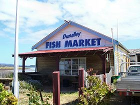 Dunalley Fish Market - Accommodation Gold Coast