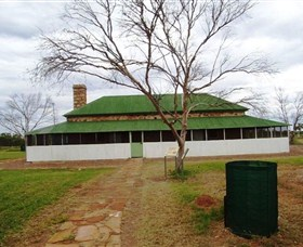 Tennant Creek Telegraph Station - Accommodation Gold Coast
