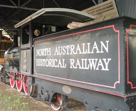 Pine Creek Railway Precinct - Accommodation Gold Coast