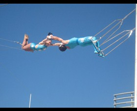Trix Circus Flying Trapeze - Accommodation Gold Coast