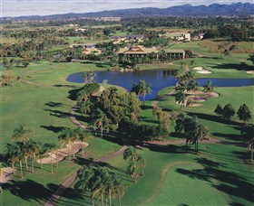 Palm Meadows Golf Course - Accommodation Gold Coast