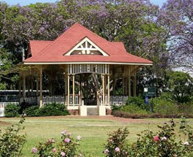 Gympie Memorial Park - Accommodation Gold Coast