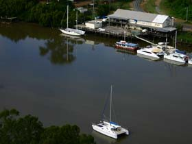 Port of Maryborough - Accommodation Gold Coast