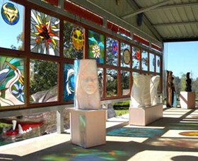 Alpha31 Art Gallery and Sculpture Garden - Accommodation Gold Coast