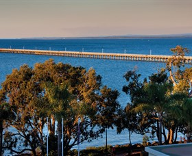 Urangan Pier - Accommodation Gold Coast