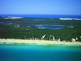 Fraser Island Great Sandy National Park - Accommodation Gold Coast
