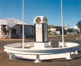 Cloncurry War Memorial - Accommodation Gold Coast