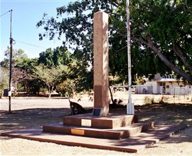 Mount Isa Memorial Cenotaph - Accommodation Gold Coast