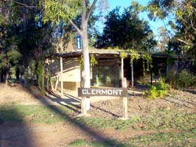 Clermont - Old Town Site - Accommodation Gold Coast