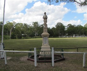 Apple Tree Creek War Memorial - Accommodation Gold Coast