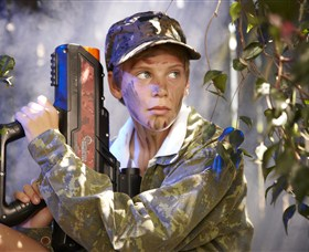 Laser Skirmish North Tamborine - Accommodation Gold Coast