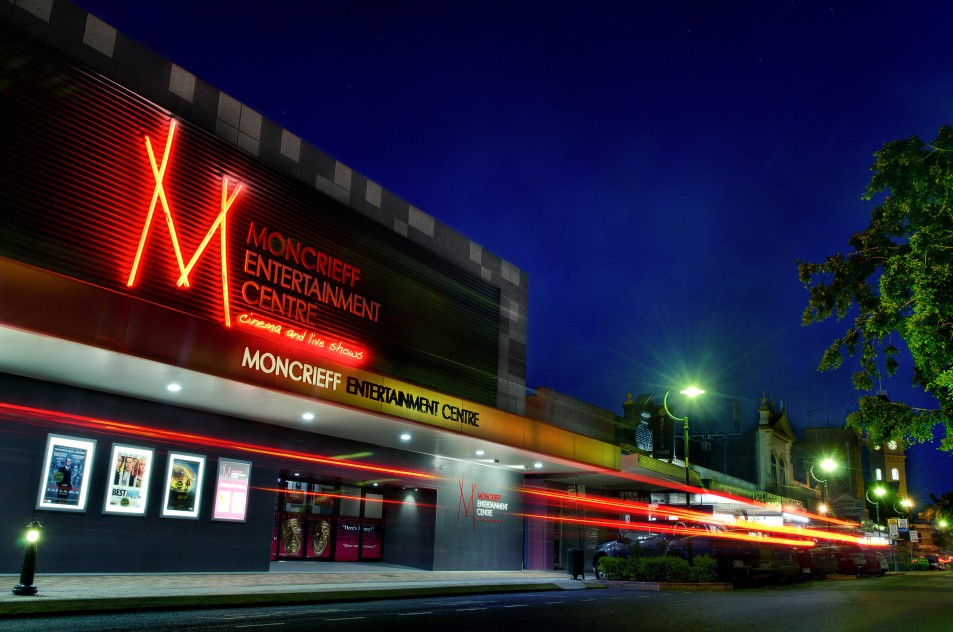 Moncrieff Entertainment Centre - Accommodation Gold Coast