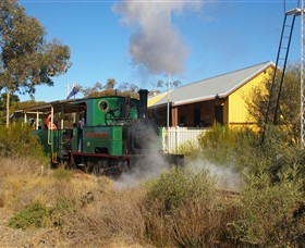 Red Cliffs Historical Steam Railway - Accommodation Gold Coast