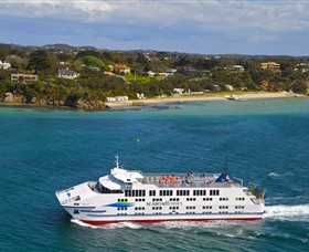 Searoad Ferries - Accommodation Gold Coast