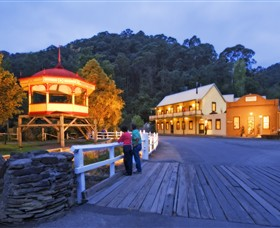Walhalla Historic Area - Accommodation Gold Coast