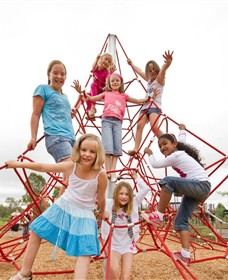 Belvoir Park Playground - Accommodation Gold Coast