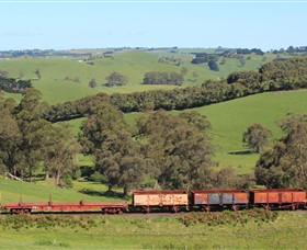 South Gippsland Tourist Railway - Accommodation Gold Coast