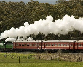 Steamrail Victoria - Accommodation Gold Coast