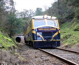 Yarra Valley Railway - Accommodation Gold Coast