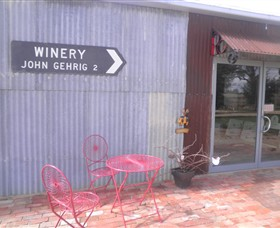 John Gehrig Wines - Accommodation Gold Coast