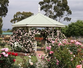 Morwell Centenary Rose Garden - Accommodation Gold Coast