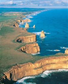 12 Apostles Flight Adventure from Apollo Bay - Accommodation Gold Coast