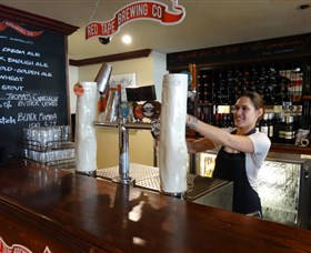 King St Brewhouse Red Tape Brewing Co - Accommodation Gold Coast