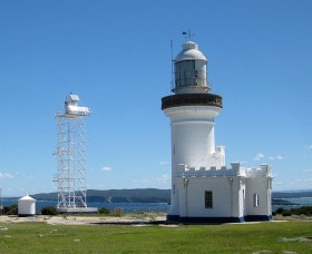 Point Perpendicular Lighthouse and Lookout - Accommodation Gold Coast