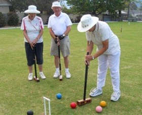 Nowra Croquet Club - Accommodation Gold Coast
