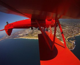 Southern Biplane Adventures - Accommodation Gold Coast