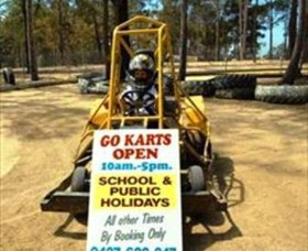 GTS Dirt Karts - Accommodation Gold Coast
