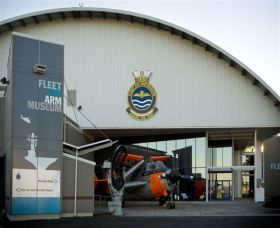 Fleet Air Arm Museum - Accommodation Gold Coast